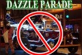 No Dazzle Parade this year due to Covid