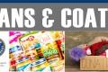 Kiwanis Can & Coat Collect, Nov 7