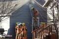 House Fire, Fri. a.m., in the 300 block of 6th Ave. NE