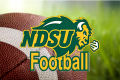 Bison Football rolls over Towson Sat.