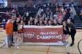 Jimmie Women Volleyball GPAC Champs