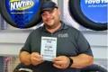 Dany Ledda Sept Customer Service Award Winner