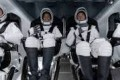 SpaceX-s first private flight in orbit Thursday