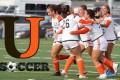 Jimmie Women's Soccer Downs Morningside, Sat.
