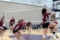 VCSU Women's Volleyball Defeats Briar Cliff, Sun.