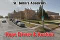 St. John's Academy's H.O.P.E Dinner, Auction, Oct.2