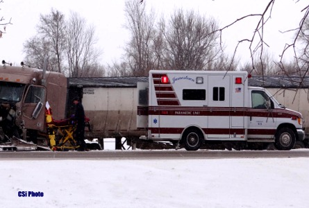 Victims Identified, Pickup-Semi Accident, On I-94 Near Jmst
