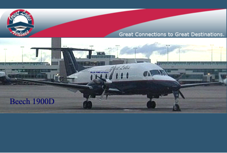 Air Service For Jms Great Lakes Or Skywest Poll
