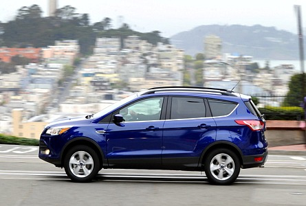 Ford Escape Recall Liter Cylinder Model