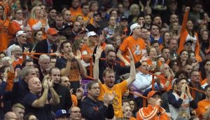 Duke Syracuse Hoops Game Expects Attendance Record