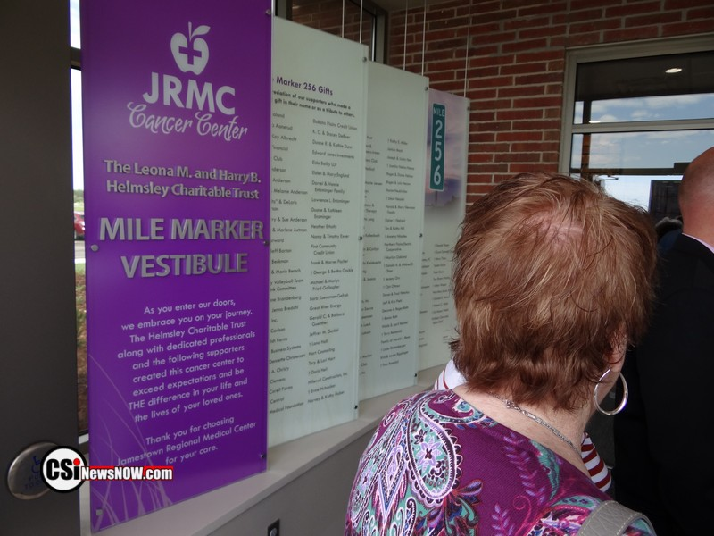 Ribbon Cutting new Cancer Center at JRMC   CSiphoto