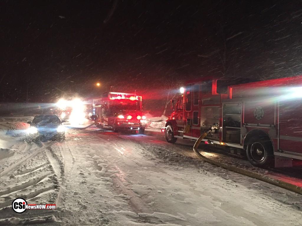 Apt fire NW Jamestown Feb 6    CSi Photo