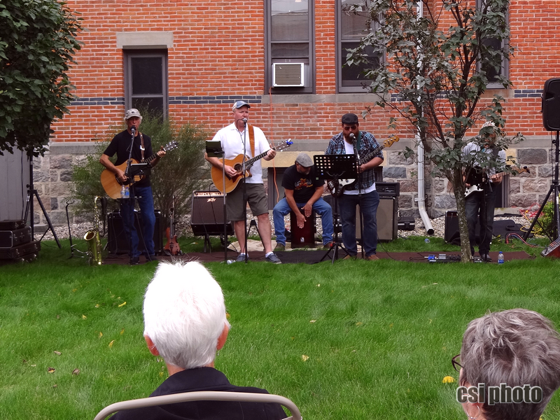 Concert at Historic 1883 Courthouse - More CSi Pixs at Facebook