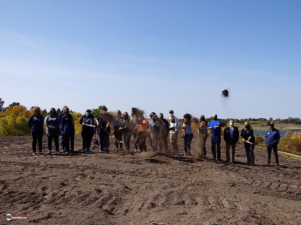 Groundbreaking NDFU Youth Camp Sept 18 - CSiNewsNow photos