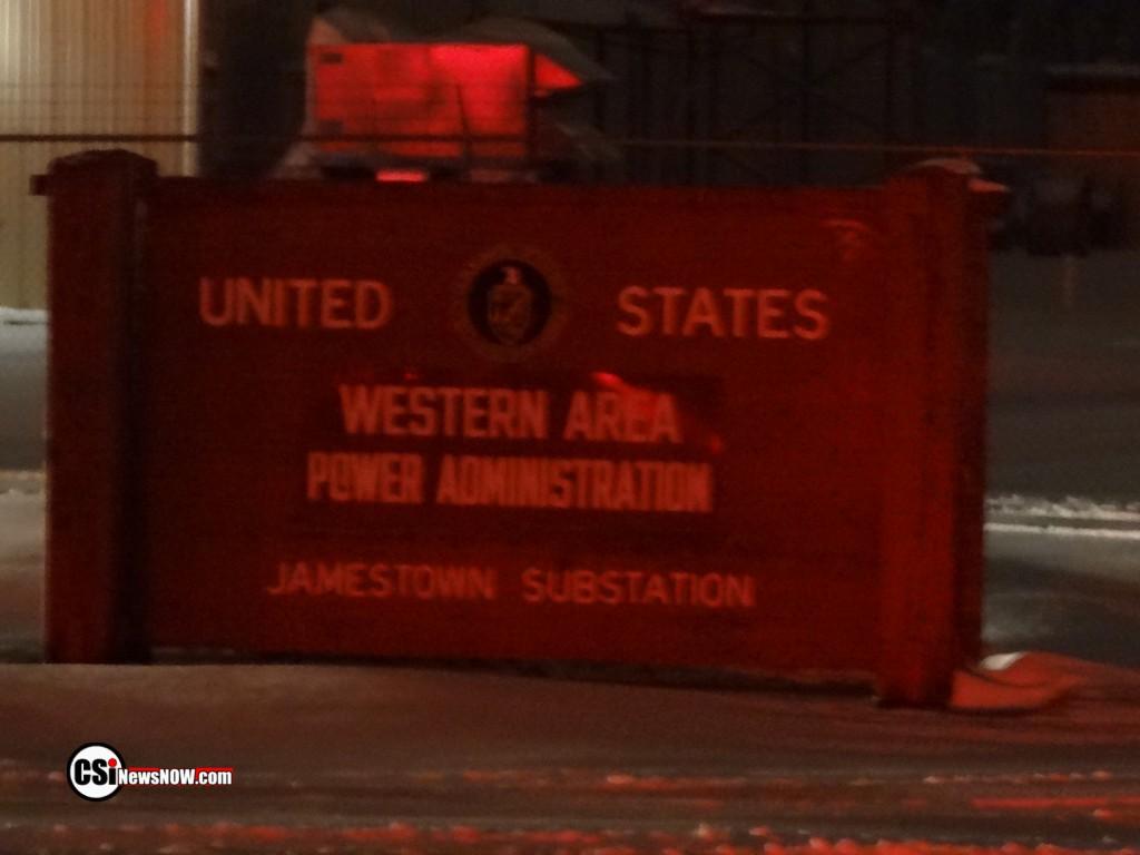 WAPA Substation Jamestown Dec 26, 2018 ... CSi Photo
