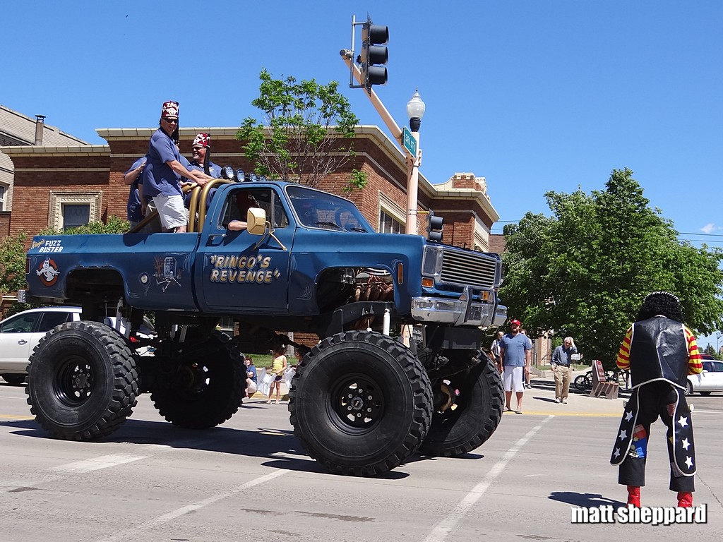 El Zagal Shrine Parade June 3, 2017 - More CSi Pixs at Facebook