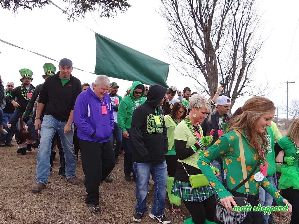 2017 Runnin O' The Green - More CSi pixs at Facebook !