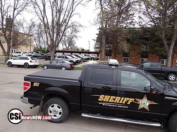 Woman killed in Jamestown shooting May 12 - CSi Photos