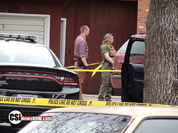 Woman shot in car in SE Jamestown