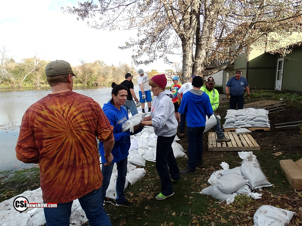 Sandbagging Friday Oct 17 - CSi Photos - Like Us on Facebook