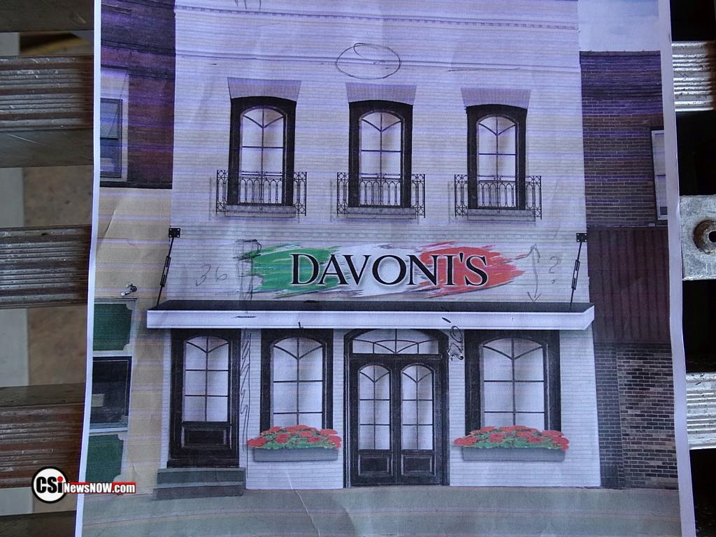 Davoni's Italian & Seafood Restaurant       CSiphoto
