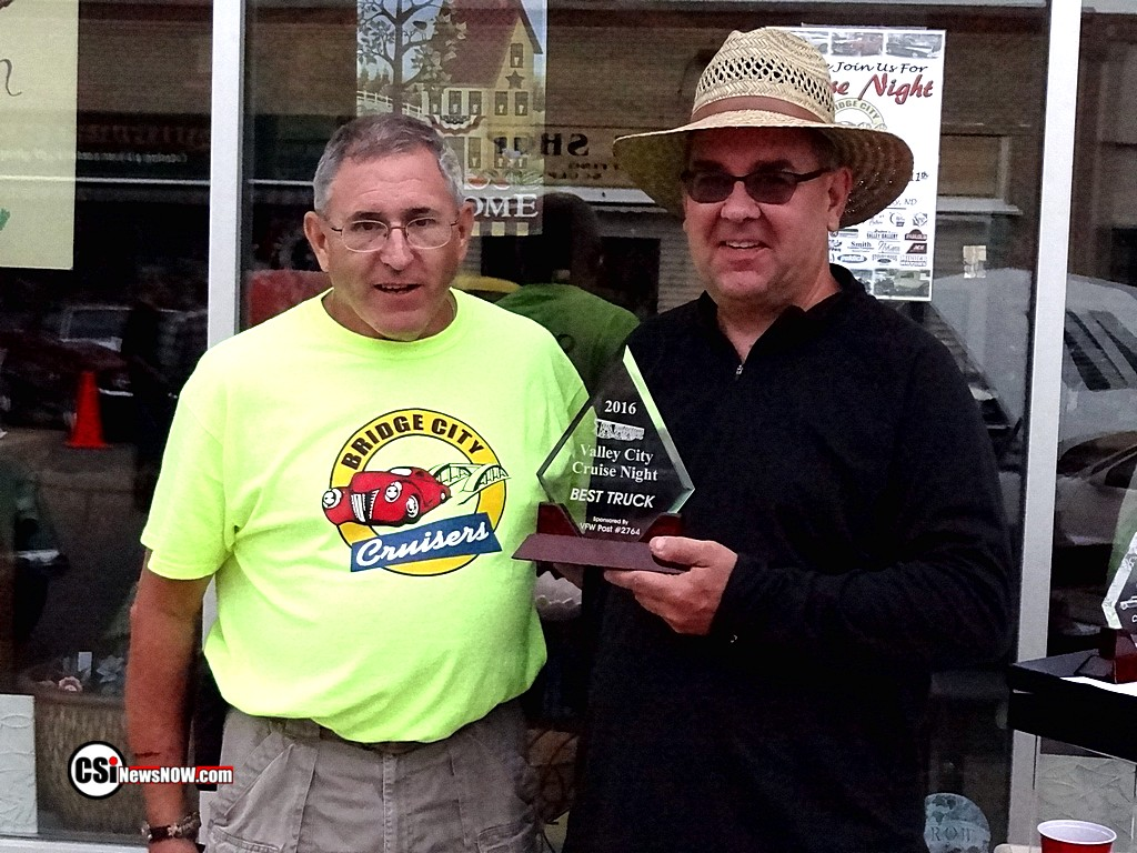 Best Truck Winner: Paul Jensen   CSi photo