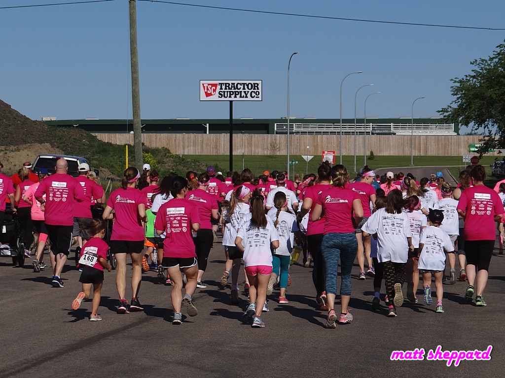 R.M. Stoudt Running of the Pink 2017 - More CSi photos at Facebook