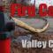 Fire atop a Power Pole VCFD responds
