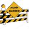Street Closure Starts Sun. Oct.17 2nd Ave., NW