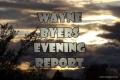Wayne Byers Show – Evening  – Jul 19