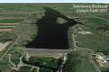 Low flow year at Jmst, & Pipestem Reservoirs