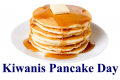 Kiwanis Pancake Day Monday May 3
