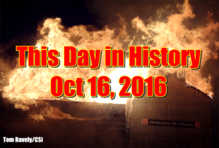 This Day In History – October 16, 2016