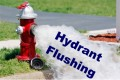 VC Hydrant Flushing Starts May 11