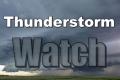 Severe Thunderstorm Watch Till Sun. 4-am