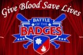 Team Fire wins the VC Battle of the Badges, Blood Drive