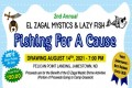 Fishing For A Cause, Aug. 14 Mystics, Camp Grassick