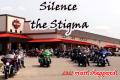 Ride to Silence the Stigma held Sunday