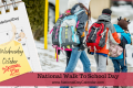 International Walk to School Day Weds Oct 6